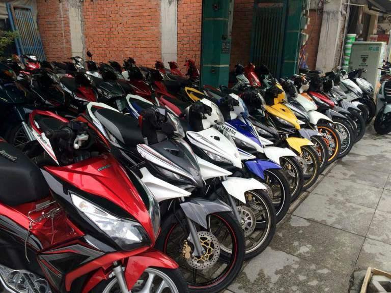 Lưu ý khi thuê xe máy du lịch khu vực Đà nẵng