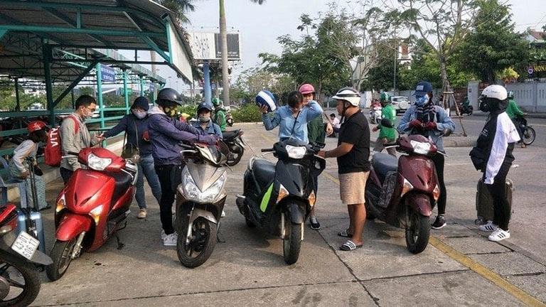 Điểm thuê xe máy Tripbike Gia Khánh chuyên nghiệp.