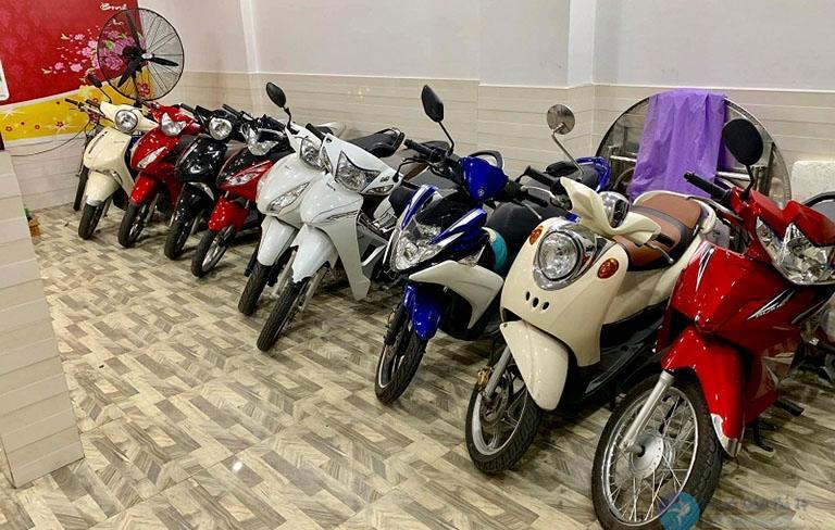 Cùng vi vu quanh TP Đà Nẵng với dàn xe của điểm cho thuê Bảo Long.