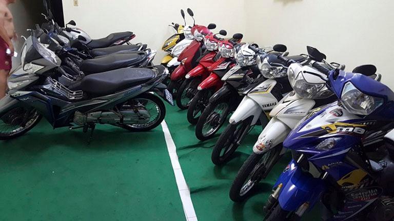 Điểm cho thuê xe máy du lịch Sáu Ly Đà Nẵng.
