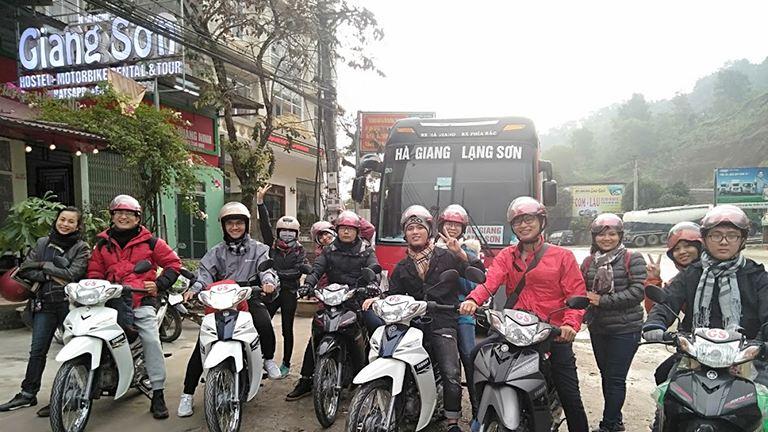 """""""Gọi tên"""" 10 chỗ thuê xe máy tốt nhất Hà Giang"""