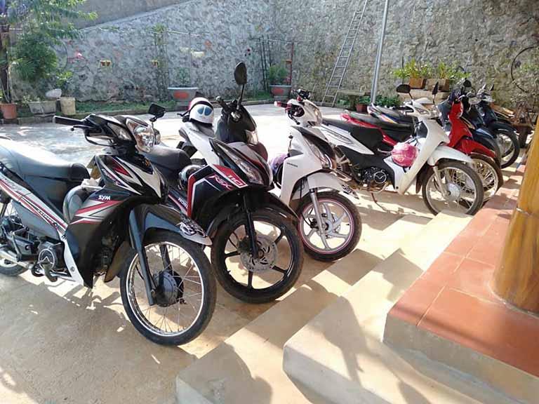 địa điểm cung cấp xe máy chất lượng ở Hà Nội