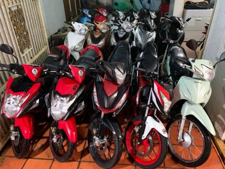10 điểm cho thuê xe máy chất lượng tại quận Hải Châu Đà Nẵng