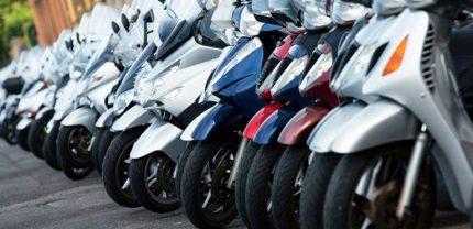 Chỗ cho thuê xe máy ở quận Hải Châu Đà Nẵng
