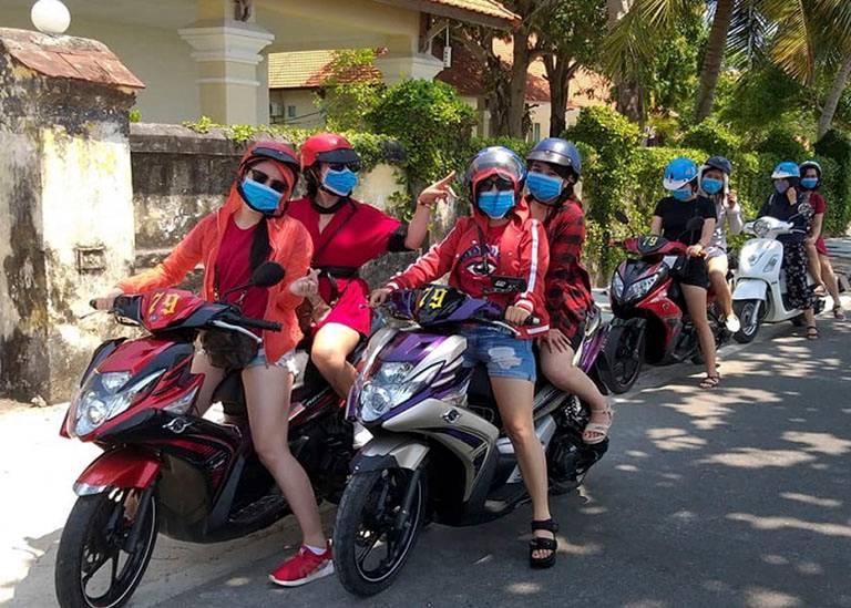 Những lưu ý khi chọn thuê xe máy tại Liên Chiểu Đà Nẵng