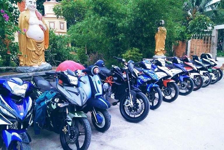 Về thủ tục thuê xe máy tại Liên Chiểu Đà Nẵng