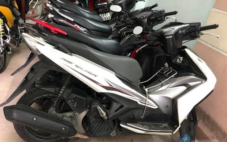 Thủ tục thuê xe máy tại quận Ngũ Hành Sơn gồm những gì?
