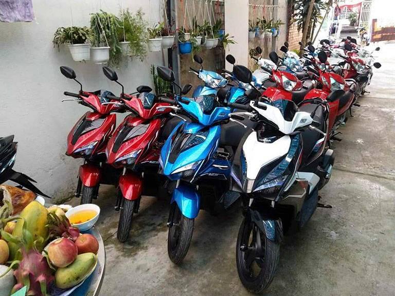 Giá thuê xe tham khảo tại quận Ngũ Hành Sơn Đà Nẵng