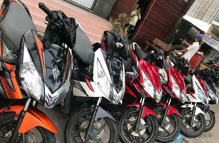 Mách bạn 10 nơi thuê xe máy uy tín tại quận Ngũ Hành Sơn hiện nay