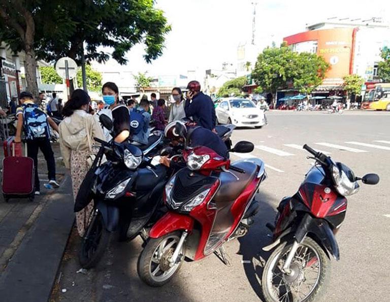 Những lưu ý khi thuê xe máy tại quận Ngũ Hành Sơn