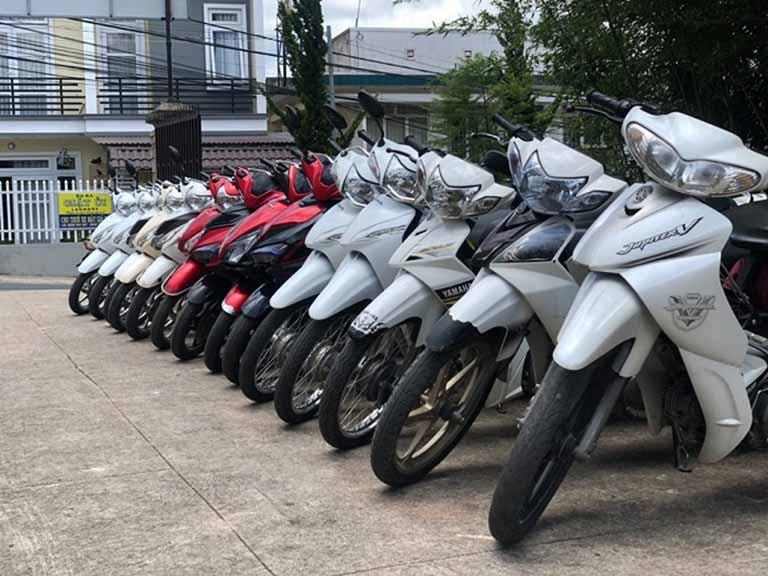 thuê xe máy ở Tây Hồ Hà Nội