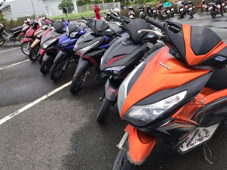 thuê xe máy rạch giá