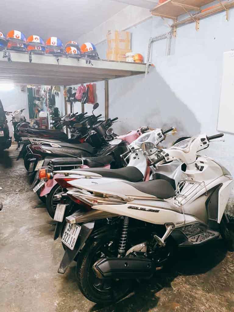 thuê xe máy sài gòn quận bình thạnh