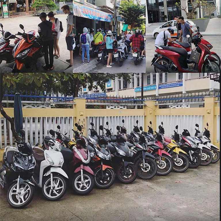 Thuê xe máy Đà Nẵng cần những loại giấy tờ gì?