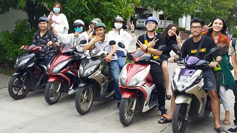 thuê xe máy sân bay Phú Quôc