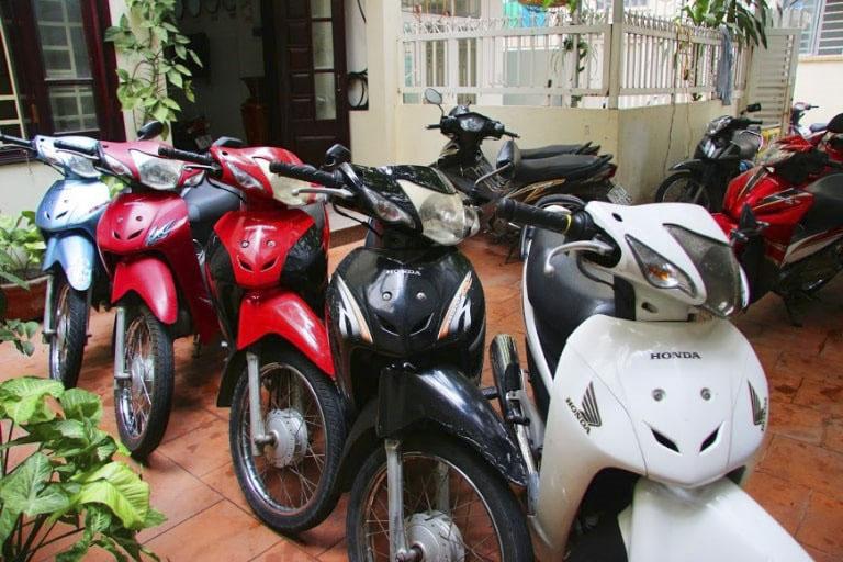Chuẩn bị giấy tờ cần thiết để thuê xe máy tại quận Thanh Khê Đà Nẵng