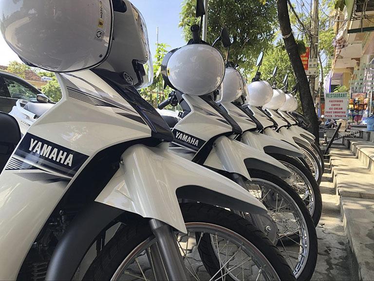 Các dòng xe máy có thể tìm thuê tại Thanh Khê Đà Nẵng hiện nay