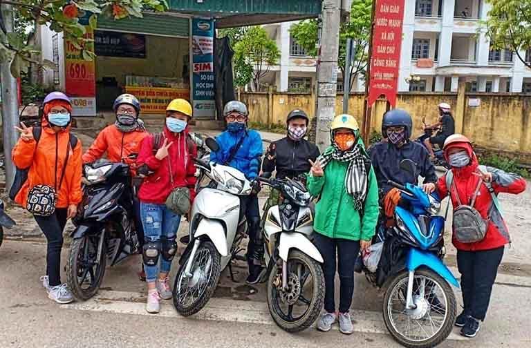 thuê xe máy Cao Lãnh – Sa Đéc Đồng Tháp