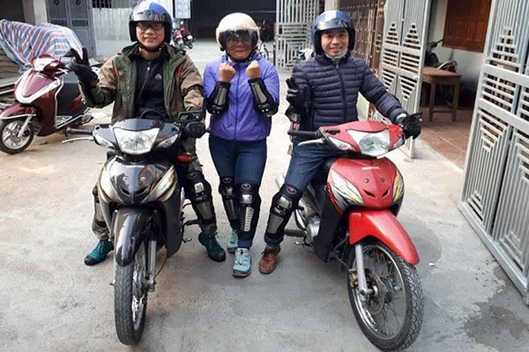 thuê xe máy Gia Lâm