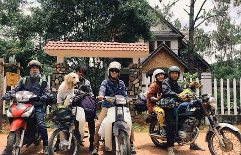 thuê xe máy Kon Tum