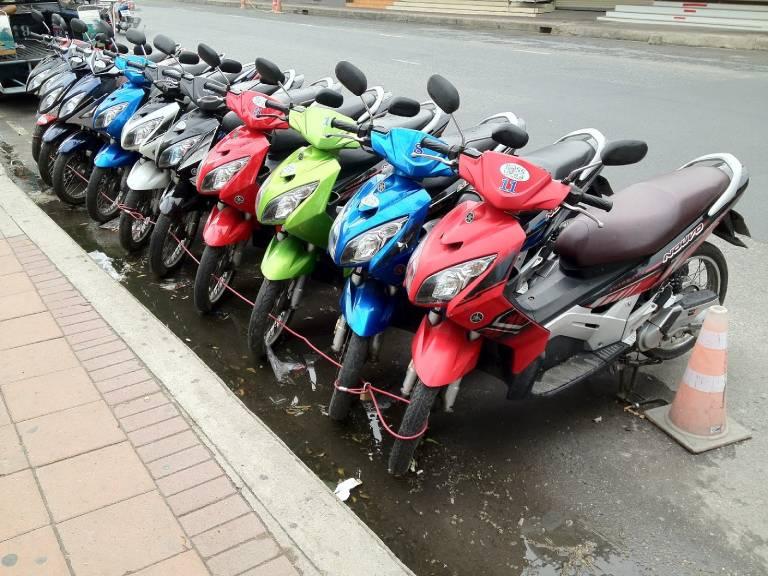 thuê xe máy lào cai
