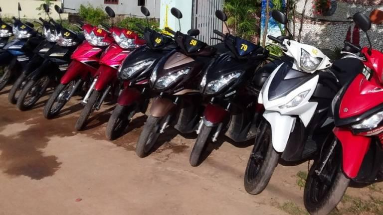 thuê xe máy Pleiku