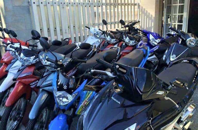 thuê xe máy thành phố Thanh Hóa