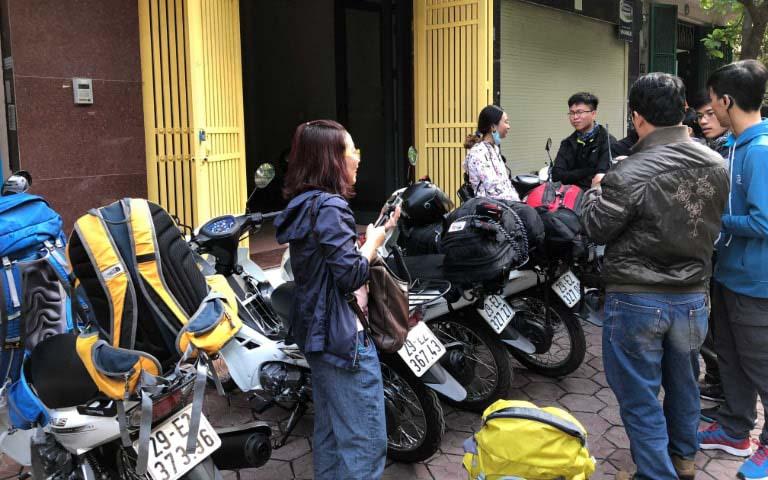 thuê xe máy Từ Liêm