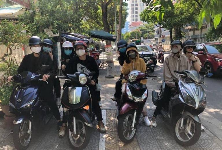 thuê xe máy Vinh