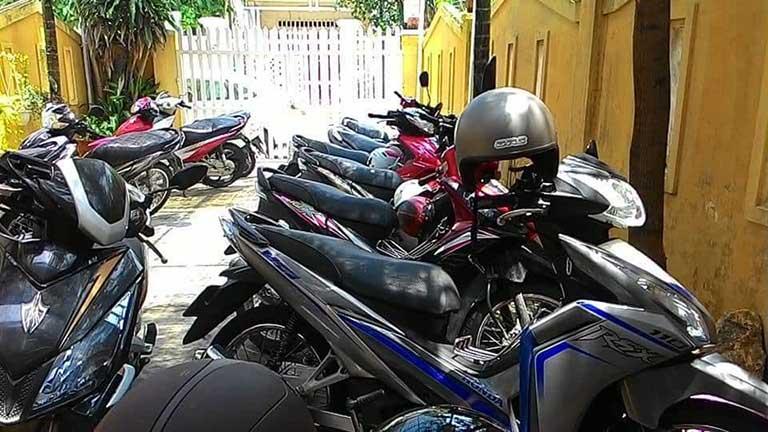 thuê xe máy Vĩnh Long