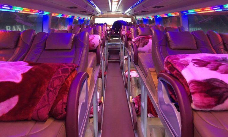 Xe khách giường nằm Thu Trang