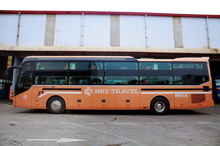 Hey Travel - Xe khách Hà Nội