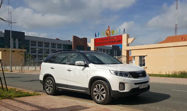 thuê xe ô tô tự lái Bình Tân