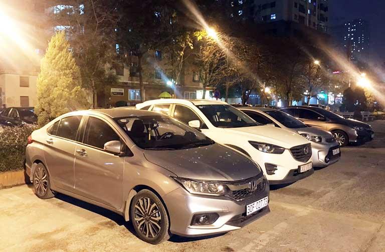 cho thuê xe ô tô tự lái Hà Đông
