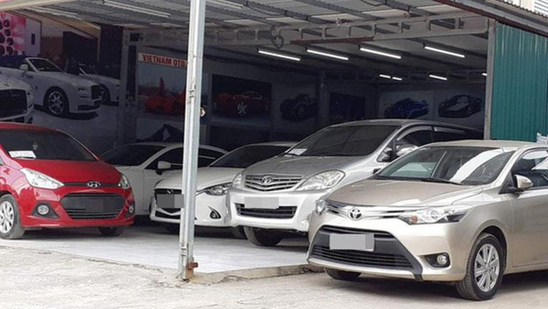 thuê xe ô tô tự lái Hà Nội