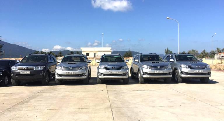 thuê xe ô tô tự lái nha trang