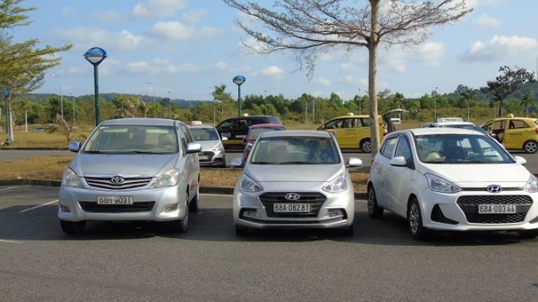 thuê xe ô tô tự lái phú quốc