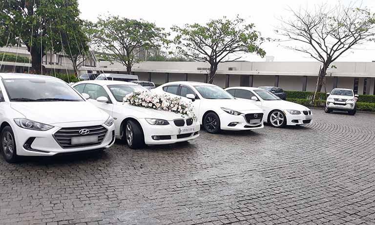 thuê xe ô tô tự lái Sài Gòn