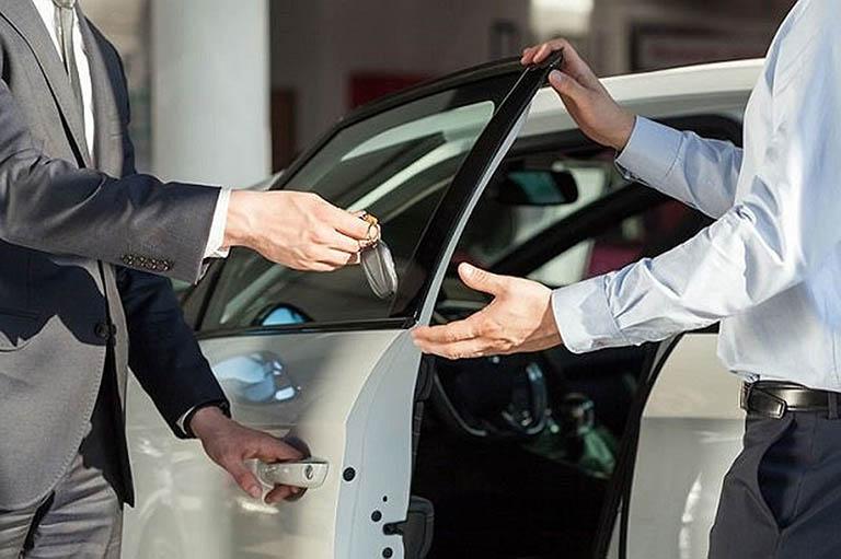 thuê xe ô tô tự lái Thủ Đức