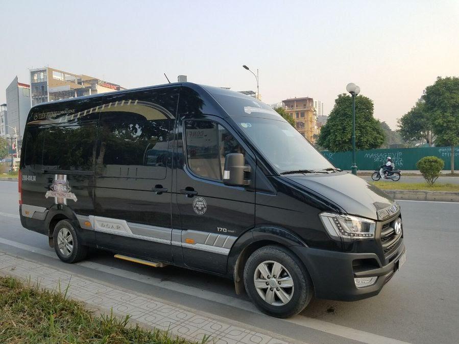 Tiến Thịnh Limousine Hà Nội - Vĩnh Phúc