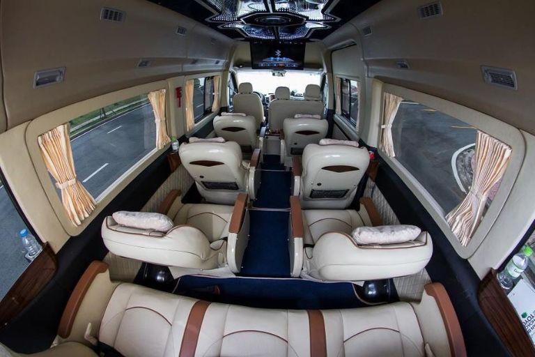 Xe khách Hà Nội đi Vĩnh Phúc - Tiến Thịnh limousine