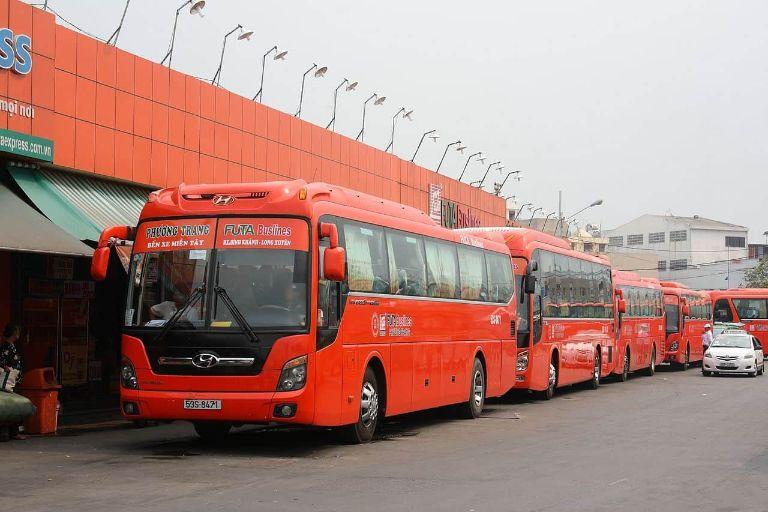 Top 8 xe khách Hà Nội - Hội An