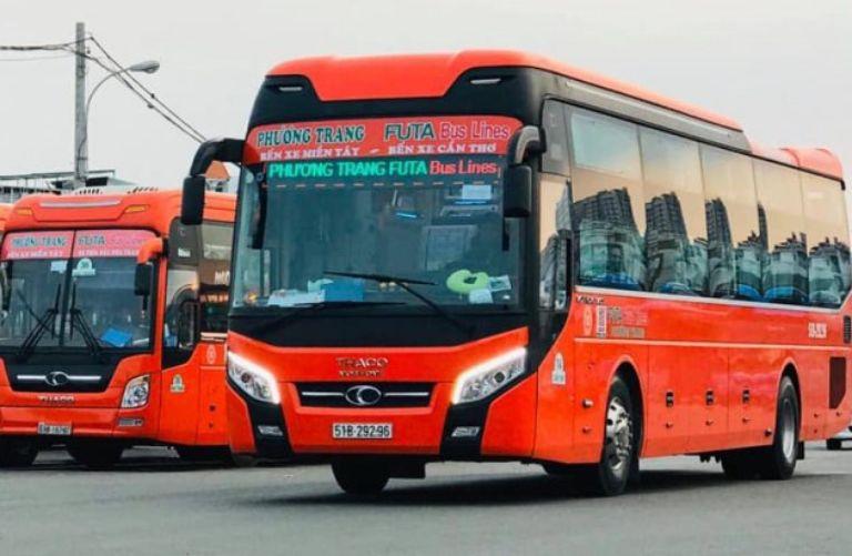 TOP 8 xe khách Hà Nội - Phú Yên