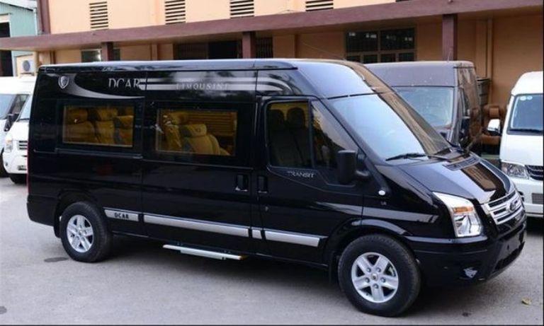 Huy Tín Limousine xe khách Hà Nội Hưng Yên