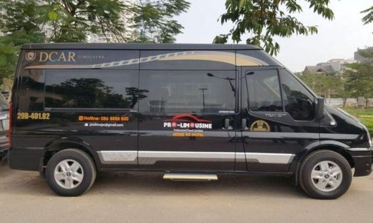 Xe Huy Tín Limousine Hà Nội Hưng Yên