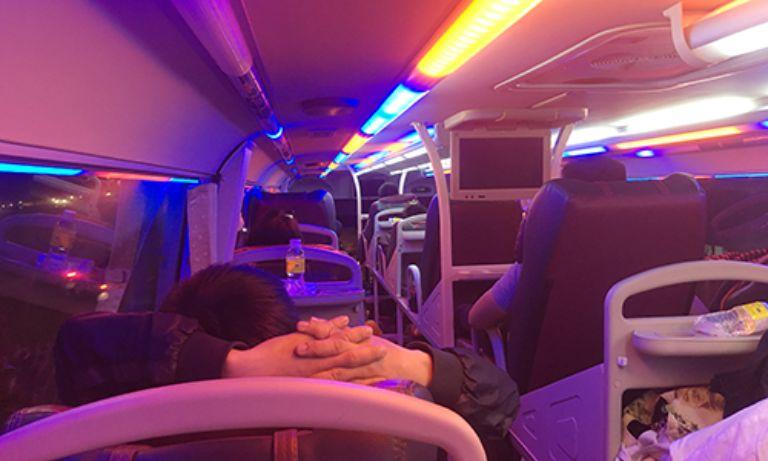 Xe khách TM Camel chạy cung đường Hà Nội - Hội An