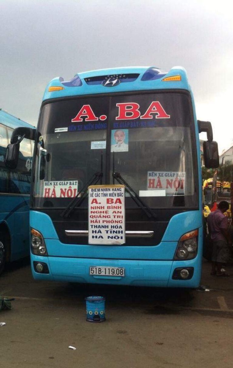 Nhà xe A Ba