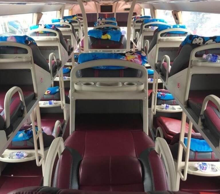Nhà xe A Ba - Xe khách Hà Nội Phú Yên