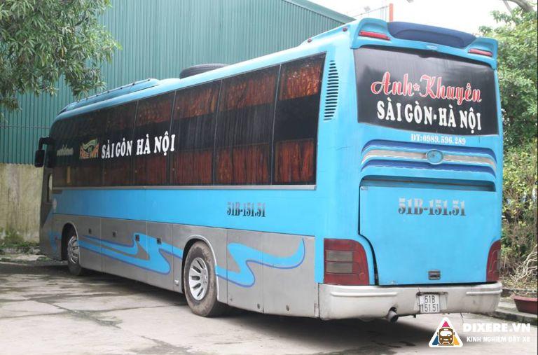Nhà xe Anh Khuyên đi Phú Yên