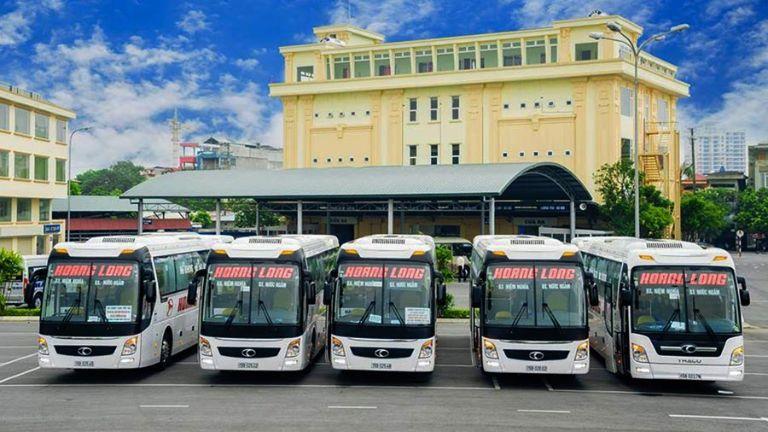Tổng hợp 9 xe khách Hà Nội - Quảng Nam
